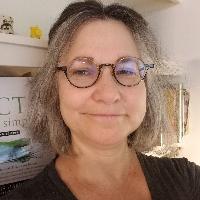 This is Deborah Gershanok's avatar and link to their profile