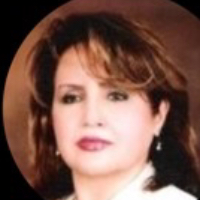 This is Dr. Sandy Moghadam's avatar and link to their profile