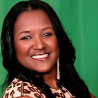This is Dr. Angela Hood's avatar and link to their profile