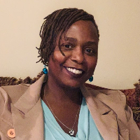 This is Dionne Scott-Boissard's avatar and link to their profile