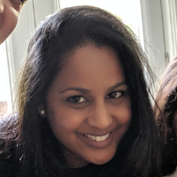 This is Dr. Prathima Mistry's avatar and link to their profile