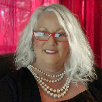 This is Brenda Kinnison's avatar and link to their profile