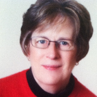This is Dr. Connie Fickenscher's avatar and link to their profile