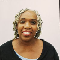 This is Sharon Sumler's avatar and link to their profile