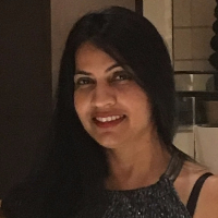 This is Nita Prasad's avatar and link to their profile