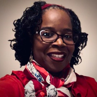 This is Dr. Rozetia Richardson's avatar and link to their profile