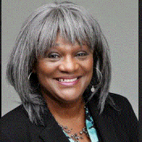 This is Dr. Vernyce Burnett's avatar and link to their profile