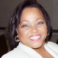 This is Bernette Harris's avatar and link to their profile