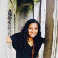 This is Sangeetha Nair's avatar and link to their profile