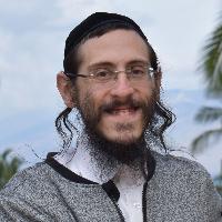 This is Yechiel Lichtenstein's avatar and link to their profile