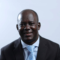 This is Dr. Ofori Asante's avatar and link to their profile