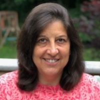 This is Dr. Lori Van Meter's avatar and link to their profile