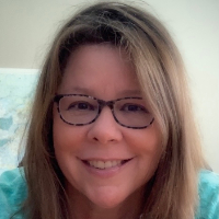 This is Debbie Fairlie-Salessi's avatar and link to their profile