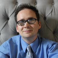 This is Dr. Jared Bernard's avatar and link to their profile