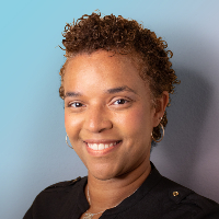 This is Dr. Allena Anderson's avatar and link to their profile