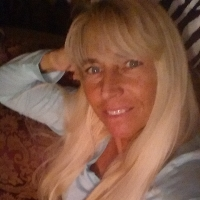 This is Connie Allgood's avatar and link to their profile