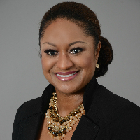 This is Dr. Angela Graham-Williams's avatar and link to their profile