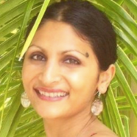 This is Jasmin Patel's avatar and link to their profile