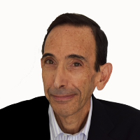 This is Dr. David Levine's avatar and link to their profile