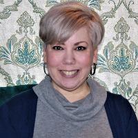 This is Christina Naujokas's avatar and link to their profile
