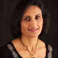 This is Dr. Sujatha Reddy's avatar and link to their profile