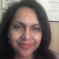 This is Deepa Priyadarshan's avatar and link to their profile
