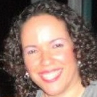 This is Dr. Glenda Vélez's avatar and link to their profile