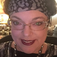 This is Karen Gutherless's avatar and link to their profile