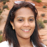 This is ANITHA GEORGE's avatar and link to their profile