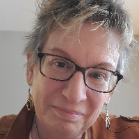 This is Dr. Barbara Romfo's avatar and link to their profile