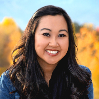 This is Dr. Denise Tran 's avatar and link to their profile