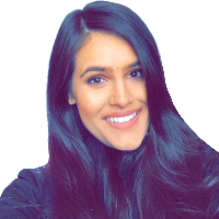This is Deepa Patel's avatar and link to their profile