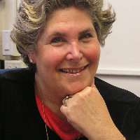 This is Dr. Patricia Raskin's avatar and link to their profile