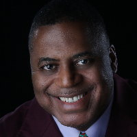 This is Dr. Verdale Goins's avatar and link to their profile